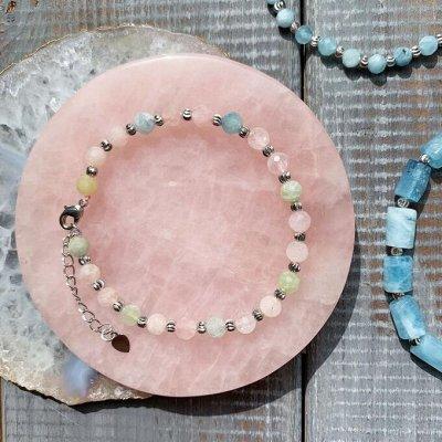 Самоцветы-кулоны из натурального камня — НАТУРАЛЬНЫЙ КАМЕНЬ — Браслеты