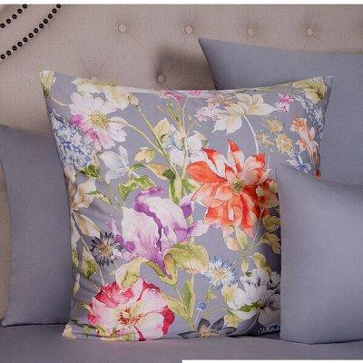 ОГОГО Какой Выбор постельного белья. Красивые расцветки. — Наволочки квадратные — Наволочки