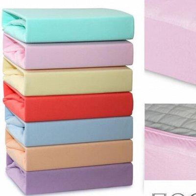 ОГОГО Какой Выбор постельного белья. Красивые расцветки. — Простыни на резинке 200х200 см — Простыни на резинке