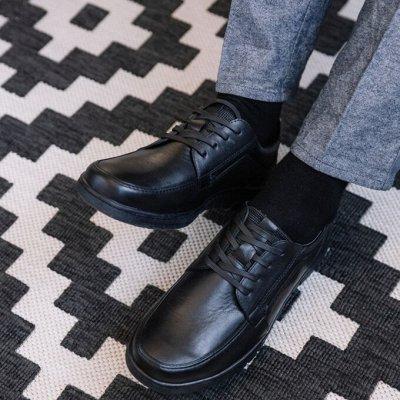 Ионесси - обувь для женщин и мужчин, только натуральная кожа — МУЖСКИЕ. ЗИМА — Для мужчин