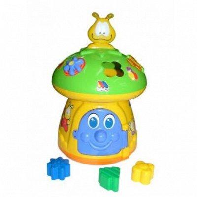Магазин игрушек. Огромный выбор для детей всех возрастов — Пирамидки и сортеры — Игрушки и игры
