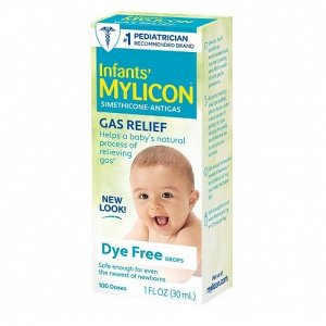 Infants' Mylicon Gas Relief Drops