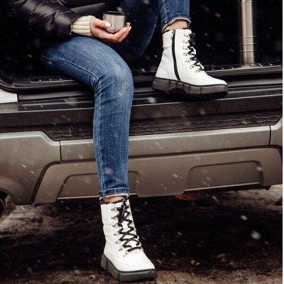 Ионесси - обувь, Россия, качество! — ЖЕНСКИЕ. ЗИМА — Зимние