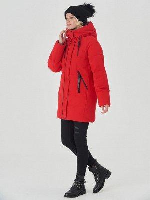 Куртка красный S-XXL