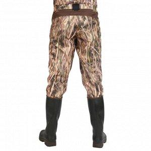 Брюки мужские камуфляжные для охоты SOLOGNAC 500 SOLOGNAC