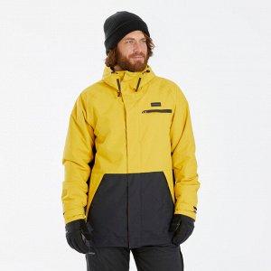 Куртка для катания на сноуборде и лыжах мужская SNB JKT 100 DREAMSCAPE