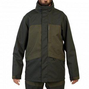 Куртка для охоты водонепроницаемая Supertrack 100 SOLOGNAC
