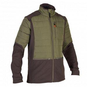 Куртка мужская гибридная для охоты SG500 HYBRID SOLOGNAC