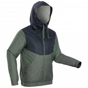 Куртка для зимних походов водонепроницаемая SH100 WARM мужская QUECHUA