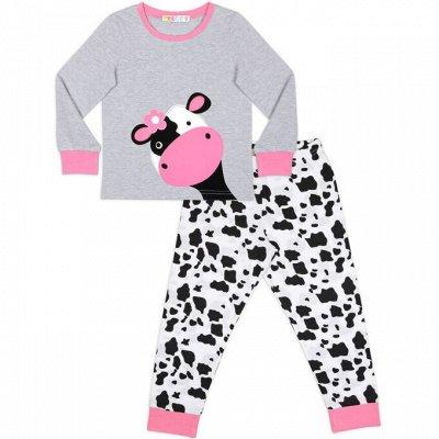 ☻ME&WE ☻Качественный бренд для детей. 5⭐  — Пижама девочки 92-116 — Одежда для дома