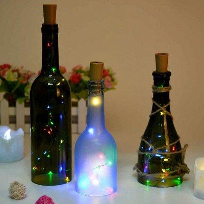 Загадай желание! Или предновогоднее настроение в подарок!.. — Преврати обычные бутылки в сказочные новогодние украшения! — Украшения для интерьера
