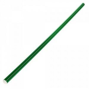 Палка гимнастическая 80 см. цв. зеленый