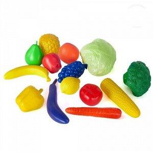 Набор фрукты/овощи №8, сетка 28*15*22 см