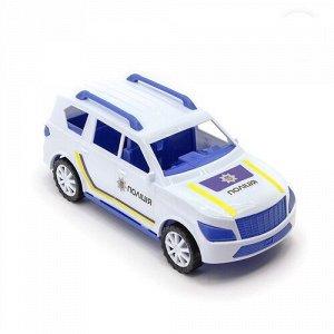 Автомобиль Джип Grand Max Police ,сетка