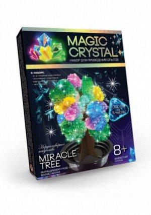 """Набор для опытов """"Magic Crystal"""" Волшебное дерево ,13,5*2,5*18 см"""