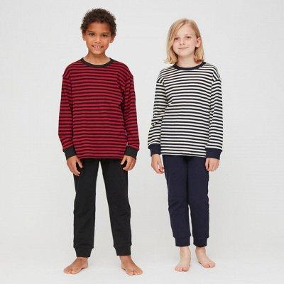 UNIQLO №12 Популярная одежда из Японии!! Рассрочка! — Детcкие пижамы — Одежда для дома