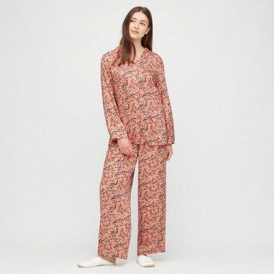UNIQLO №12 Популярная одежда из Японии!! Рассрочка! — Женские пижамы — Одежда для дома