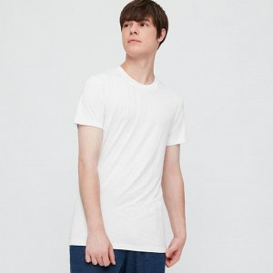 Мужская футболка Heat Tech Crew Neck, белый