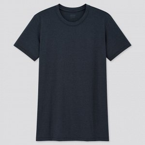 Мужская футболка Heat Tech Crew Neck, синий