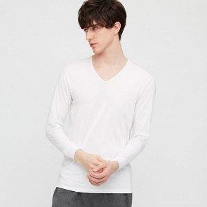 Мужская кофта Heat Tech, белый