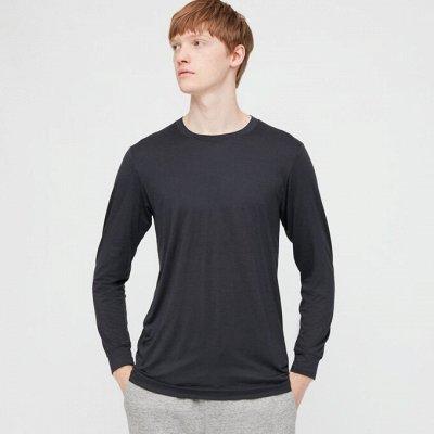 UNIQLO №12 Популярная одежда из Японии!! Рассрочка! — Мужская одежда HEATTECH — Толстовки, свитшоты