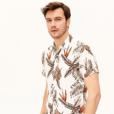 ·٠•● Турецкая одежда. Женская, мужская, детская ●•٠· — Для мужчин - Рубашки — Длинный рукав