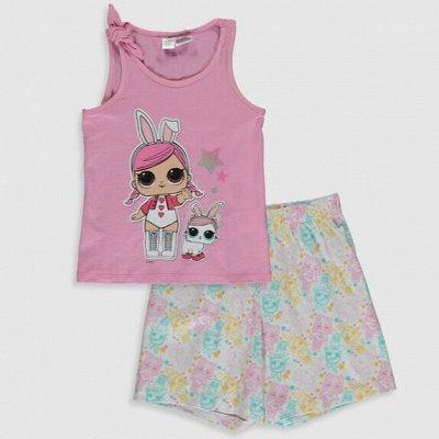 ·٠•● Турецкая одежда. Женская, мужская, детская ●•٠· — Девочки 4-14 лет - Белье, пижамки, купальники — Для девочек