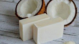Банджарское кокосовое мыло с банжарским кокосом и морингой BANJAR COCOS 100гр