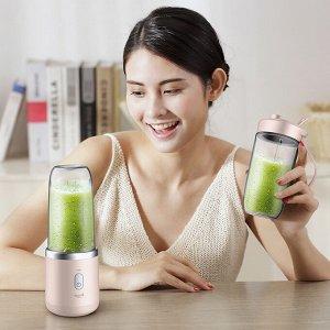 Беспроводной блендер Xiaomi Deerma Wireless Juicer DEM-NU05