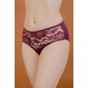 GALANTE Трусы женские макси ажурные, р. 48-56, 95% хлопок, 5% эластан, арт.1