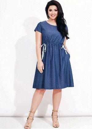 Платье Ткань: рубчик