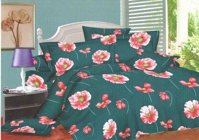 ™ВИКТОРИЯ - постельное белье от 706 руб, текстиль, трикотаж — КПБ Поплин — Спальня и гостиная