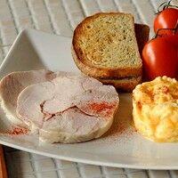 Большая продуктовая - снижение цен на Пасту и соусы Барилла! — очень вкусная ветчина — Мясные