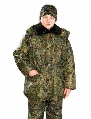 Куртка детская Зима цв.Цифра