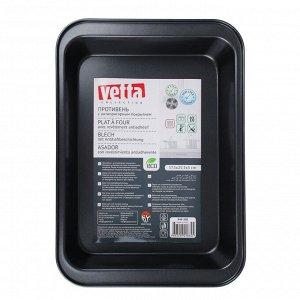 VETTA Противень глубокий 37,5x25,5x5см SL-2006