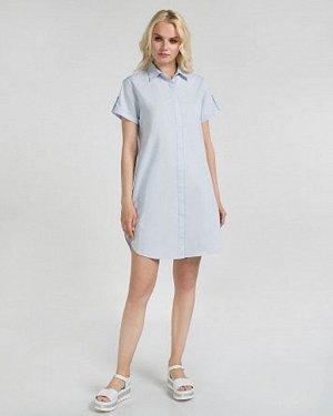 Платье жен. Платье-рубашка