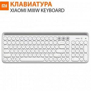 Клавиатура Xiaomi MiiiW Keyboard Bluetooth Dual Mode MWBK01
