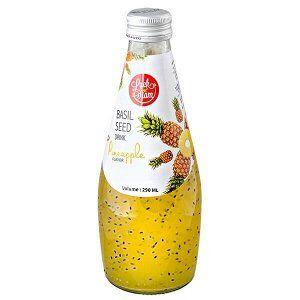 Напиток из семян базилика со вкусом ананаса 290 мл