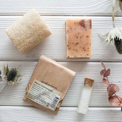 Спи*в*акЪ, натуральная косметика — Мыло ручной работы — Для тела