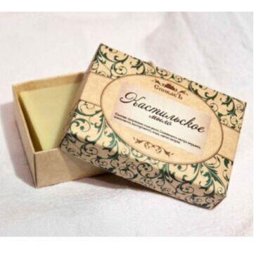 Спи*в*акЪ, натуральная косметика — Мыло в подарочной упаковке - коробочка — Для тела