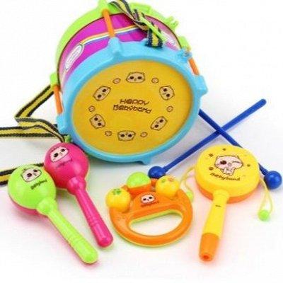 💫ГердаВлад! Товары для безопасности, гигиены и развития   — Детские музыкальные инструменты — Музыкальные инструменты