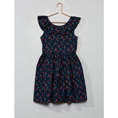 Одежда из Франции для всей семьи! — Девочки. Платья, юбки. — Платья и сарафаны