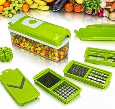 #Осенние новинки💥Набор сковородок AMERCOOK от 399 руб -5!  — Многофункциональная тёрка c контейнером — Кухня