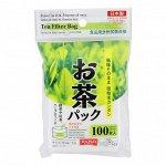 Фильтр-пакетики для заваривания чая 100 шт