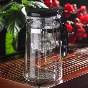 Чайник заварочный Magistro «Мантана», с ситом, 500 мл