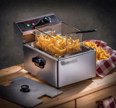 Посуда ™Kamille: стиль и польза! Производство Польша — Фритюрницы — Мультиварки и скороварки