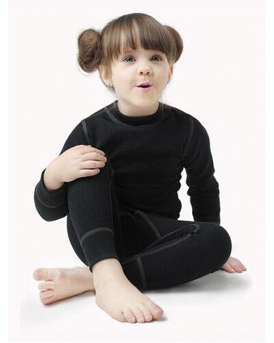 Термобелье для всей семьи, красивые расцветки от BRUBECK — Детское термобелье — Термобелье