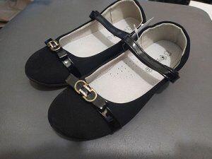 Туфли повседневные с верхом из искусственных кож детские и подроск.