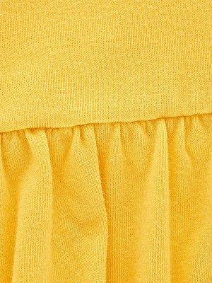 Туника (92-116см) UD 1536 желтый