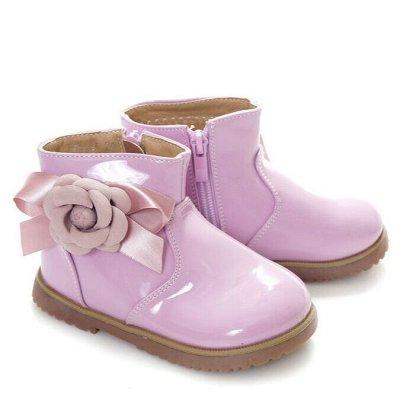 Обувь + без рядов! Шикарные новинки осень-зима 2020!  — Детская обувь — Для детей